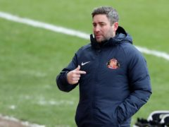 Lee Johnson's side boosted their promotion hopes (Richard Sellers/PA)