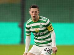 Celtic are playing for pride says Callum McGregor (Andrew Milligan/PA)