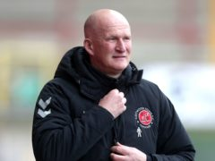 Simon Grayson is pleased with what he saw from Fleetwood (