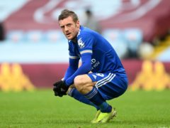 Jamie Vardy has had a busy schedule of late (Michael Regan/PA)