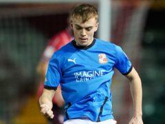 Scott Twine scored twice for Swindon (Zac Goodwin/PA)
