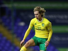 Todd Cantwell is an injury doubt for Norwich (Nick Potts/PA)