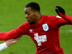 Huddersfield's Jaden Brown will be available for his side's clash against Birmingham (Nigel French/PA)