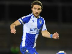 Bristol Rovers' Luke Leahy was on target against Accrington (Simon Galloway/PA)
