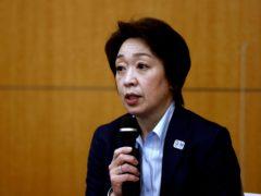 Seiko Hashimoto says trust has been lost in the Tokyo 2020 organising committee (Behrouz Mehri/AP)