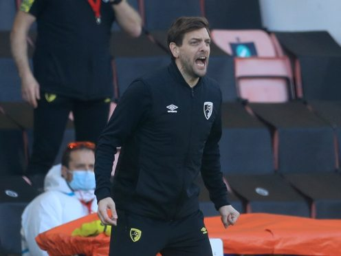 Bournemouth manager Jonathan Woodgate is relishing the opportunity of causing an FA Cup upset (Adam Davy/PA)