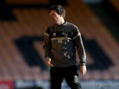 Port Vale boss Darrell Clarke has no fresh injury worries this weekend (Bradley Collyer/PA)