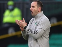 Interim boss John Kennedy getting Celtic ready for Rangers (Andrew Milligan/PA)