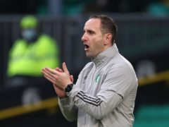 Celtic interim manager John Kennedy says next season's recruitment plans are ongoing (Andrew Milligan/PA)