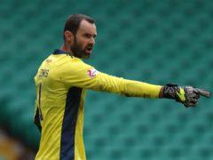Aberdeen goalkeeper Joe Lewis has healthy respect for Hamilton (Andrew Milligan/PA)