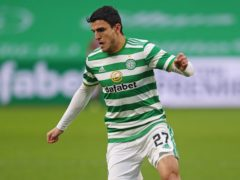 Keeping positive is important says Celtic's Mohamed Elyounoussi (Andrew Milligan/PA)