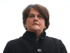First Minister Arlene Foster has called for the 'disastrous' Northern Ireland Protocol to be dismantled (Liam McBurney/PA)
