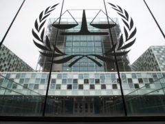 The International Criminal Court in The Hague (Peter Dejong/AP)