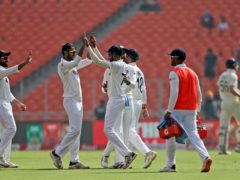 England struggled again in India (Aijaz Rahi/AP)