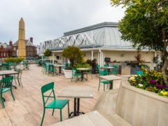 Wetherspoon plans to open its patios and roof terraces on April 12 (Wetherspoon/PA)