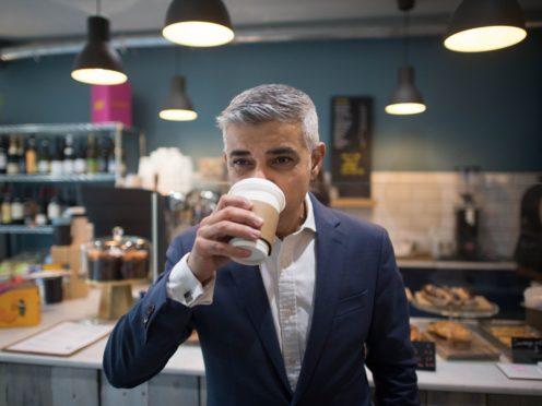 Sadiq Khan (Stefan Rousseau/PA)