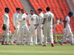 England slipped to a disappointing 3-1 defeat in India (Aijaz Rahi/AP)