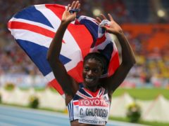 Christine Ohuruogu says the athletes who have had the least disruption to training will have the best chance of success in Tokyo (Dave Thompson/PA Images).