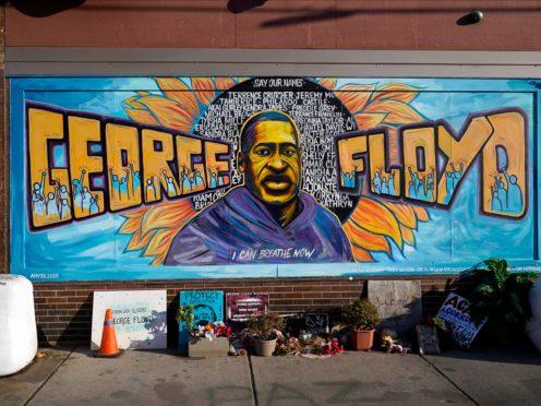 George Floyd Square in Minneapolis (Jim Mone/AP)