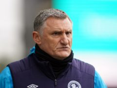 Blackburn boss Tony Mowbray saw his side return to winning ways at Millwall (John Walton/PA)