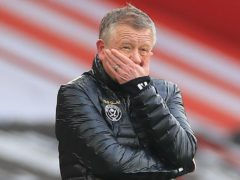 Chris Wilder has taken Sheffield United from League One to the Premier League (Mike Egerton/PA).