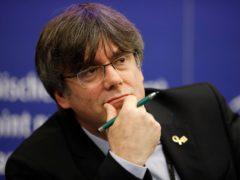 Carles Puigdemont (Jean-Francois Badias/AP)