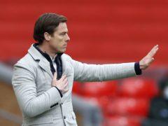Scott Parker's Fulham face league leaders Manchester City this weekend (Phil Noble/PA)