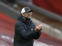 Liverpool manager Jurgen Klopp says his side need to win just one match to start rebuilding their confidence (Phil Noble/PA)