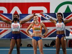 British Athletics has criticised protocols at the recent European Indoor Championships in Torun (Darko Vojinovic/AP)