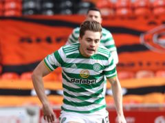 Celtic's James Forrest is glad to be back in action (Jeff Holmes/PA)