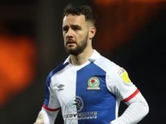 Blackburn striker Adam Armstrong is unlikely to figure against Brentford on Friday evening (Martin Rickett/PA)