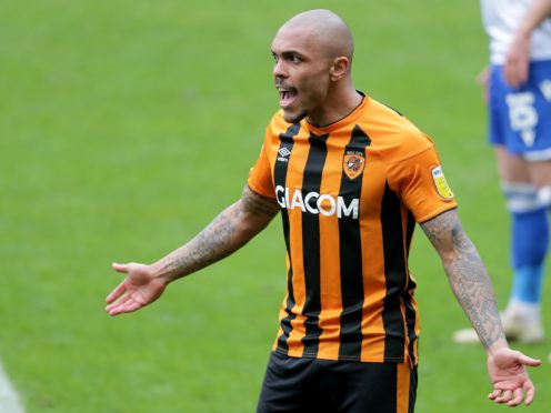 Josh Magennis should return for Hull against Oxford (Richard Sellers/PA)