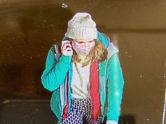 CCTV image of Sarah Everard captured earlier on the night she went missing (Metropolitan Police/PA)