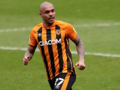 Josh Magennis is unavailable for promotion-chasing Hull (Richard Sellers/PA)