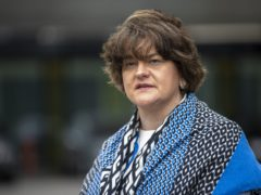 The UK is damaging its own country to appease the EU, Arlene Foster said (Liam McBurney/PA)