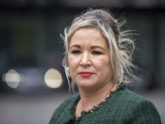 Deputy First Minister Michelle O'Neill (Liam McBurney/PA)