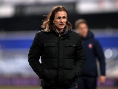 Wycombe manager Gareth Ainsworth has no fresh injury concerns ahead of this weekend's fixture (Adam Davy/PA)