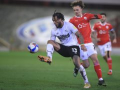 Barnsley and Derby had to settle for a point from a goalless draw at Oakwell (Mike Egerton/PA)