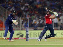Jos Buttler led England to victory (Aijaz Rahi/AP)