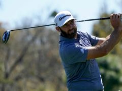 """Dustin Johnson admits he made """"a lot of mental mistakes"""" during the Players Championship at TPC Sawgrass (John Raoux/AP/Press Association Images)"""