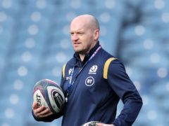 """Head coach Gregor Townsend, pictured, believes Scotland reached a """"satisfactory"""" outcome in player release discussions with English clubs (Jane Barlow/PA)"""