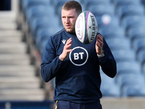 Finn Russell returns from concussion for Scotland's Six Nations match against France in Paris on Friday (Jane Barlow/PA Images).