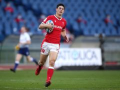 Louis Rees-Zammit was a star for Wales (Marco Iacobucci/PA)