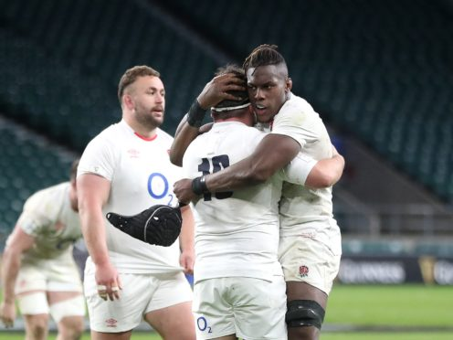 England are seeking to build on their win against France when they face Ireland, David Davies/PA