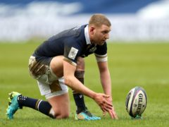Finn Russell is set to line up against France (Jane Barlow/PA)