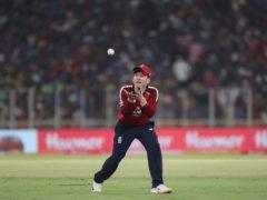 Eoin Morgan wants England to learn from their defeat (Aijaz Rahi/PA)