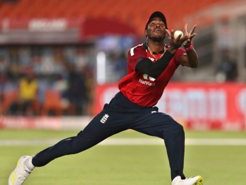 Jofra Archer has been ruled out through injury (Aijaz Rahi/AP)
