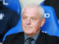 Walter Smith is recovering in hospital (Lynne Cameron/PA)