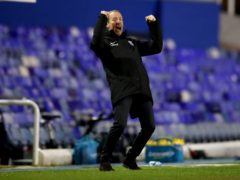 Lee Bowyer celebrated a winning start to his reign (Nick Potts/PA)