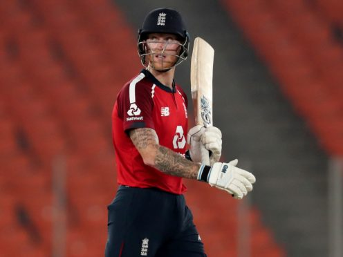 Ben Stokes is gearing up for a high-pressure decider against India (Ajit Solanki/AP)